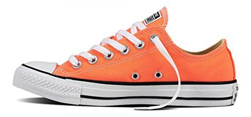 Converse Herren CTAS Ox Sneakers Orange (Hyper Orange)