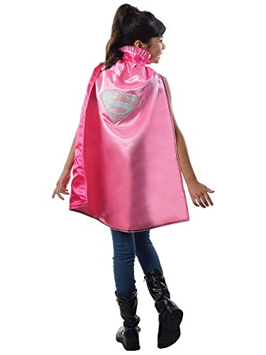Rubie's Costume DC Superheroes Supergirl Deluxe Child Cape Costume