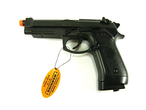 HFC HG-199 Airsoft Pistol CO2 Full Metal 6mm P92 Style