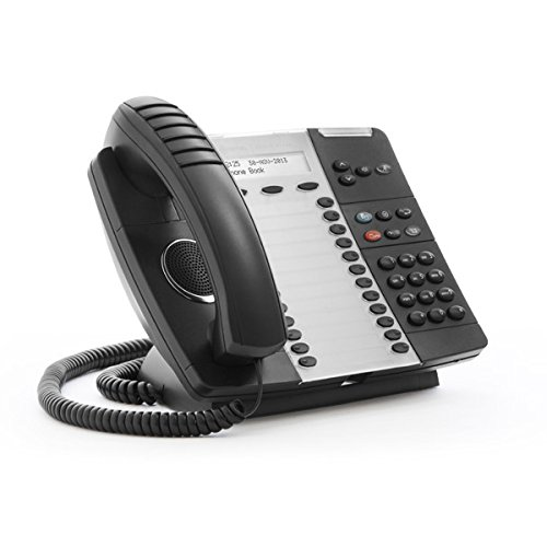 MITEL NETWORKS INC Mitel MiVoice 5324 IP Phone - Cable - Desktop, Wall Mountable