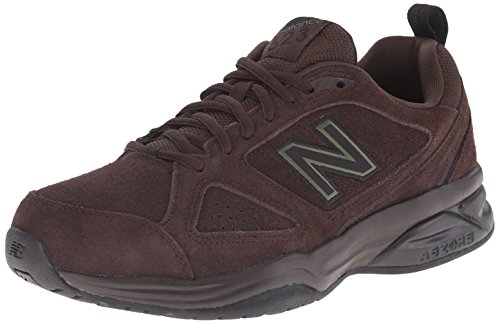 New Balance Men's MX623v3 Training Shoe,Dark Brown, 11 D US