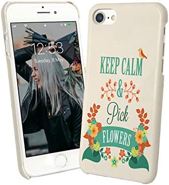 LumaCases Keep Calm and Pick Flowers Birds_002360 Case For ...