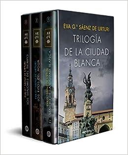 Estuche trilogía La ciudad blanca Autores Españoles e ...