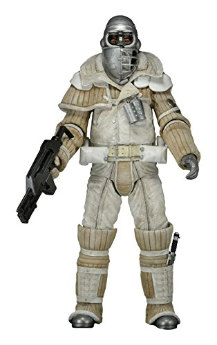 NECA Aliens Scale Series 8 Weyland Yutani Commando Action Figure, 7""