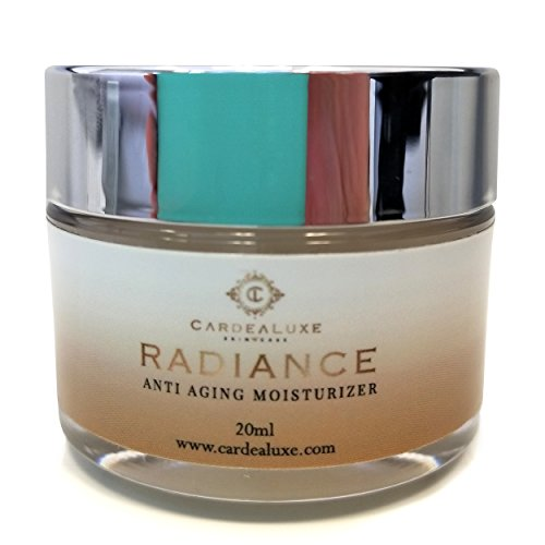 Anti Aging Face Moisturizer & Eye Cream with Natural Retinol, Hyaluronic Acid & Vitamin C. Boosts Collagen for Skin Tightening, Neck Firming & Radiant Skin. Best Organic Night Wrinkle Cream for Women