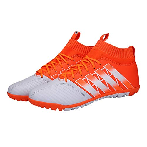 Chaussures Enfants Clou cassé Chaussures Crampons de en Football Adultes Football dérapant air Anti Baskets Sport Football Plein Redstrong Chaussures de Chaussures de de FUnxC