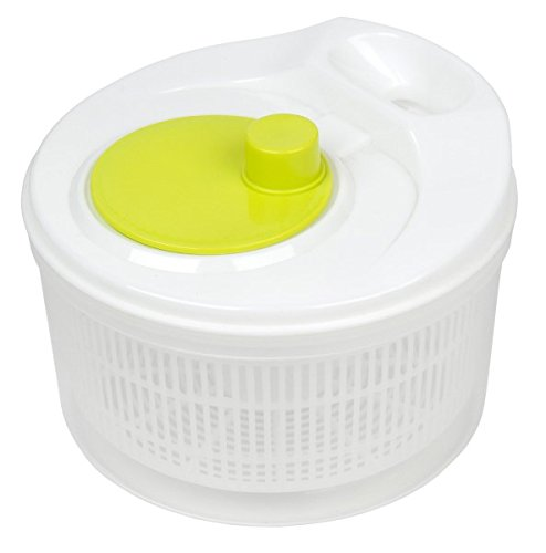 Creative Kitchen Salad Spinner, white Pendeford 3340