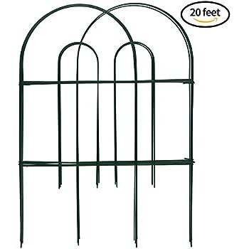 Amazon Com Wambam Fence Wf29001 Zippity Garden Fence