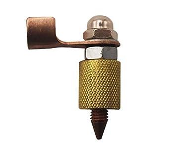 TURBO PRO Accesorios para Manchas de Coche, Repuesto, para Reparar abolladuras de Coche,
