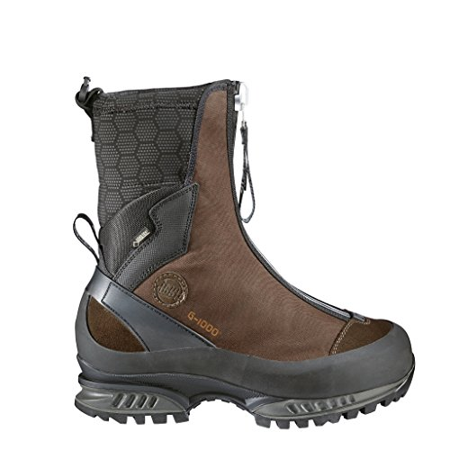 Yellowstone Gaiter GTX Brown - Erde ynnNyGLb