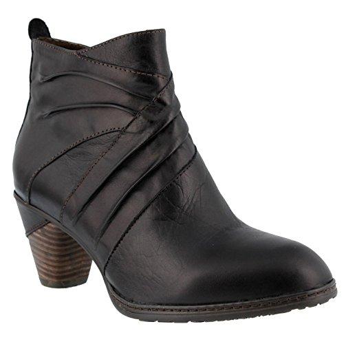 Spring Step Jazlyn Ankle Boots - Black 41, Black