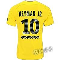 Camisa PSG (Paris Saint Germain) - Modelo II (NEYMAR JR #10)