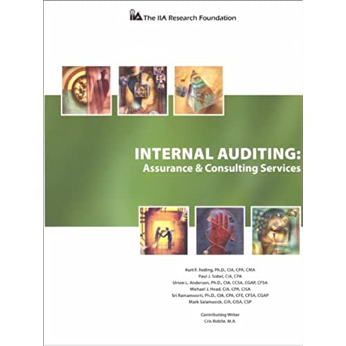 Internal auditing amazon internal auditing assurance and consulting services fandeluxe Gallery