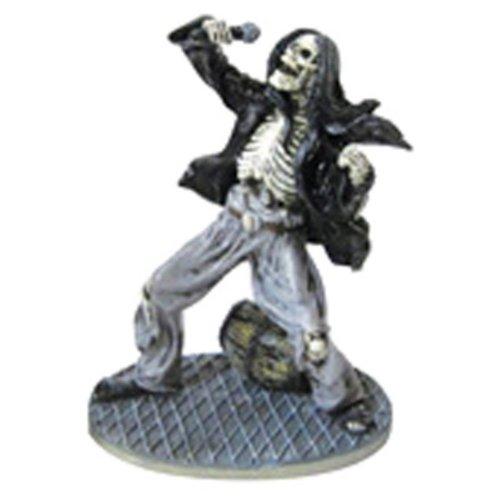 Penn Plax Skeleton - Penn-Plax Rock Star Skeleton Vocalist 6in
