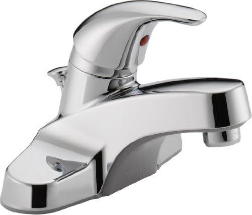 Peerless Single Handle Centerset Bathroom P136LF product image