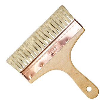 - Handover : Pure Bristle Dragging Brush Copper Ferrule with Pencils : 200 ml