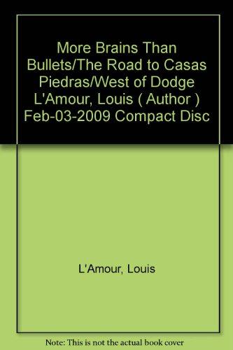More Brains than Bullets (Louis L'Amour)
