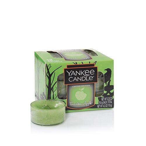 Yankee Candle Forbidden Apple Tea Light Candles -