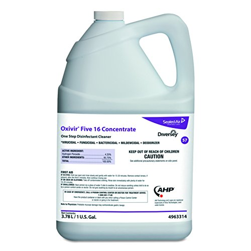 One Step Disinfectant - 3