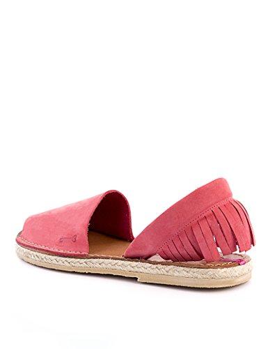 Titi Couture Damen Classic Plateau Rot (Campari rot)