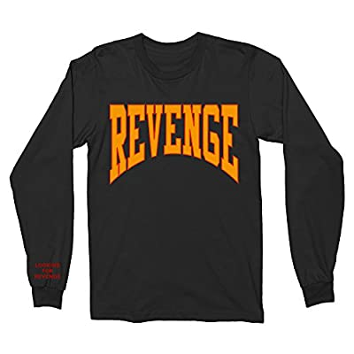 Max Apparel Drake Summer Sixteen Tour Revenge Shirt Long Sleeve (X-Large)