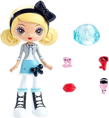 """Kuu Kuu Harajuku 4"""" Fashion Doll with Charms and Ring - G"""
