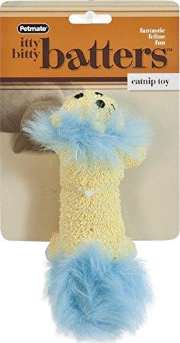 Itty Bitty Shells - Petmate Booda Itty Bitty Batters Lion Toy