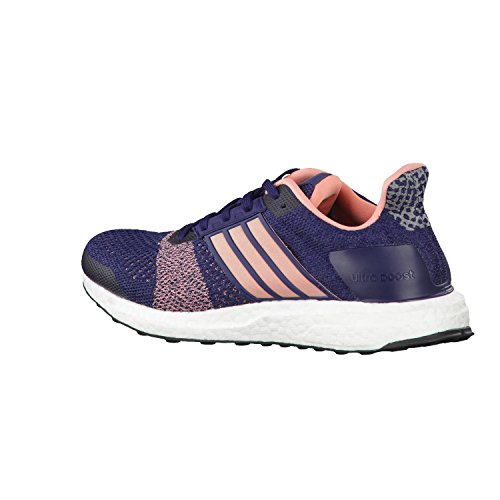 adidas ultra boost st  w - Zapatillas de running para Mujer, Gris - (GRIMED/SUABRI/MARUNI) 44 2/3