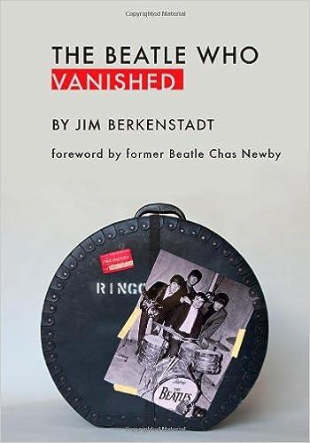 The Beatle Who Vanished: Berkenstadt, Jim: 9780985667702: Amazon.com: Books