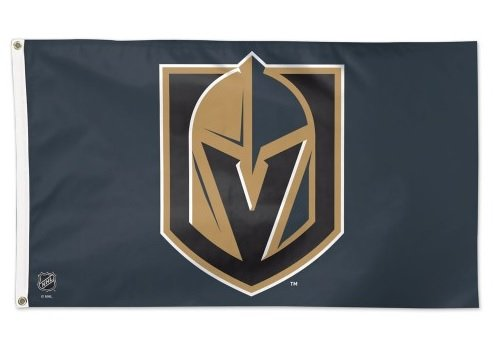 WinCraft NHL Vegas Golden Knights 3'x5' Flag, One Size, Team Color
