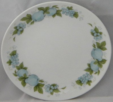 - Noritake Blue Orchard Bread & Butter Plate (Imperfect)