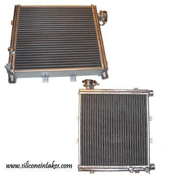 (Water to Air Intercooler Radiator - 12x12x2 (Type 117))