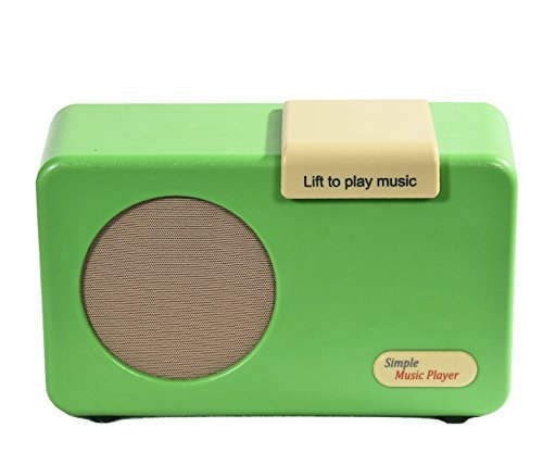 The Simple Music Player-Green color
