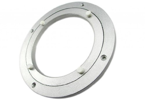 m Round Lazy Susan Bearing Turntable Swivel For Revolving Serving Trays - New (16 Inch New Bearing)