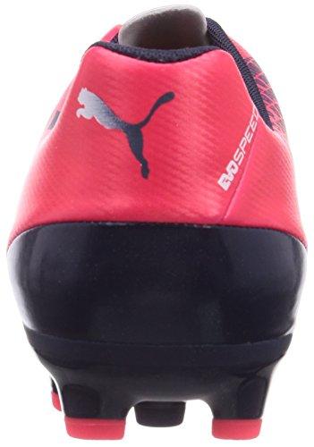 Football Puma white Homme peacoat De Ag 5 bright Rot Chaussures 03 3 Plasma Rouge Evospeed rwnCwBqFY