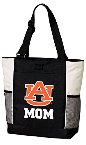 Broad Bay Auburn University Mom Tote Bags Auburn Mom Totes Beach Pool Or Travel by Broad Bay