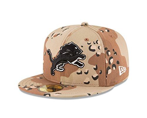 3d389e1e155 Detroit Lions Day Camo Hat – Football Theme Hats