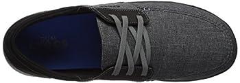 Crocs Men's Santa Cruz Playa Lace M Sneaker, Slate Greylight Grey, 10 M Us 7