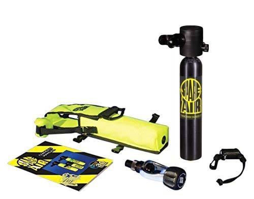 Spare Air 3000 3.0 Kit, Black (Spare Air Diving)