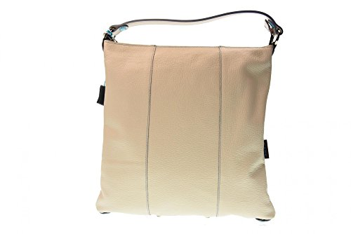 GABS donna borse monospalla SOFIA PALMELLATO G000500T3 P0026 C1005 LATTE Latte