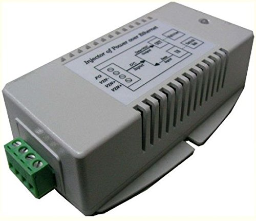 Tycon Systems TP-DCDC-2456GD-VHP 56V DC Out 70W Hi Power DC To DC Converter And POE Inserter - Gigabit