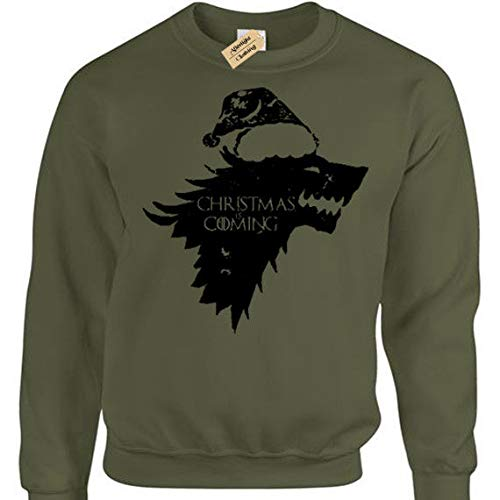 da Clothing militare Verde Afterlight Felpa uomo wyUqfqF8