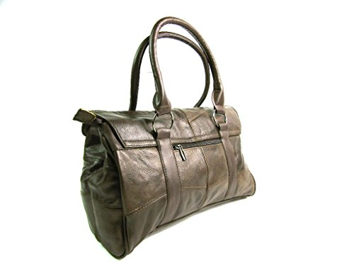 Emporium Sac Femme Foncé Leather The Marron EY1wq