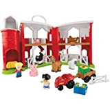 Fisher Price Little People Animal Friends Play Farm Set