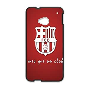 HTC One M7 Phone Case Cover Barcelona B6036