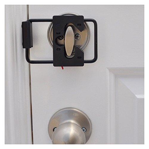 4. LOKmate Deadbolt Door Lock Security