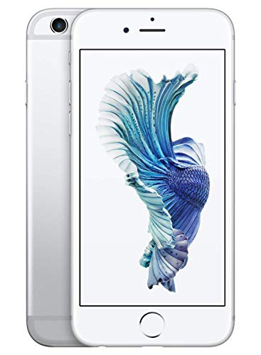 Apple iPhone 6S, 32GB, Silver - For AT&T / T-Mobile (Renewed)
