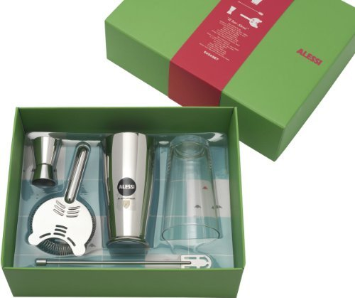 Buy now Alessi Boston Shaker Gift Box
