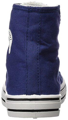 Marino Blu Kripton Taglia Scarpe Nero 44 West Alta qzqYf80