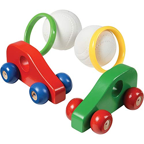 (Constructive Playthings CPX-2009 Race and Roll Ramps Accessory Set)